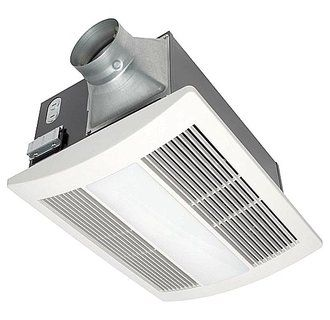 Heater Bath Fan with Light Combination