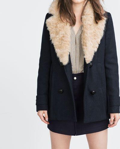 Zara trafaluc outerwear jacket