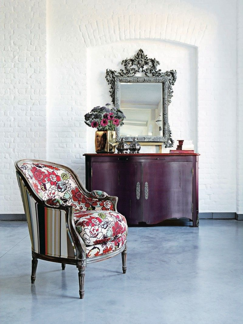 Roche Bobois ... And Plum...oh My Goodness