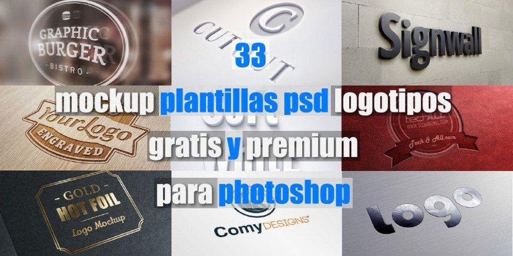 33 plantillas psd gratis y premium para photoshop, Mockup ...