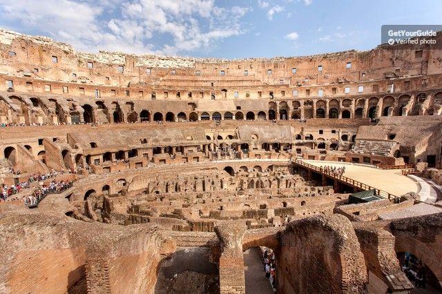 Rom: Kolosseum, Palatin & Forum Romanum
