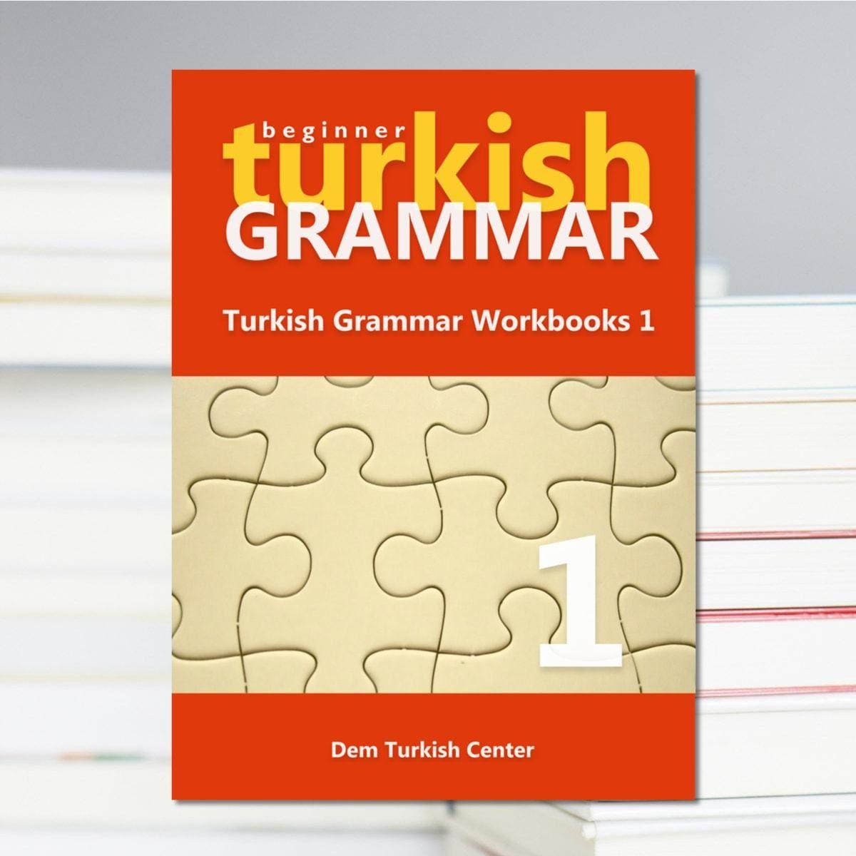 Turkish Grammar Workbooks 1