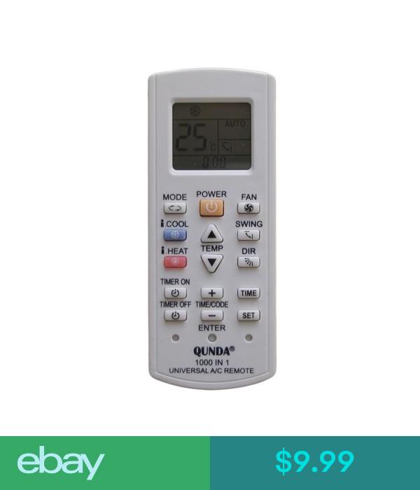 Qunda Remote Controls Home Entertainment Remote, Ebay