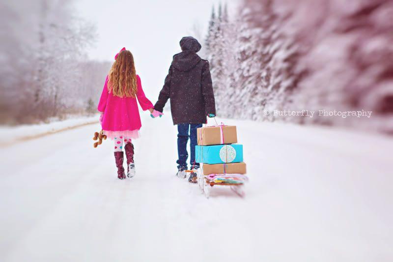 regalos nieve