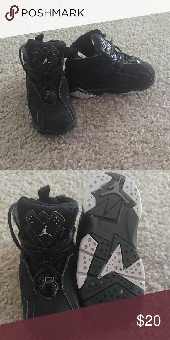 Black boys Jordan's Little boys black Jordan's Jordans Shoes Sneakers