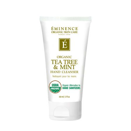 Eminence Organics Tea Tree Mint Hand Cleanser Makeup And More