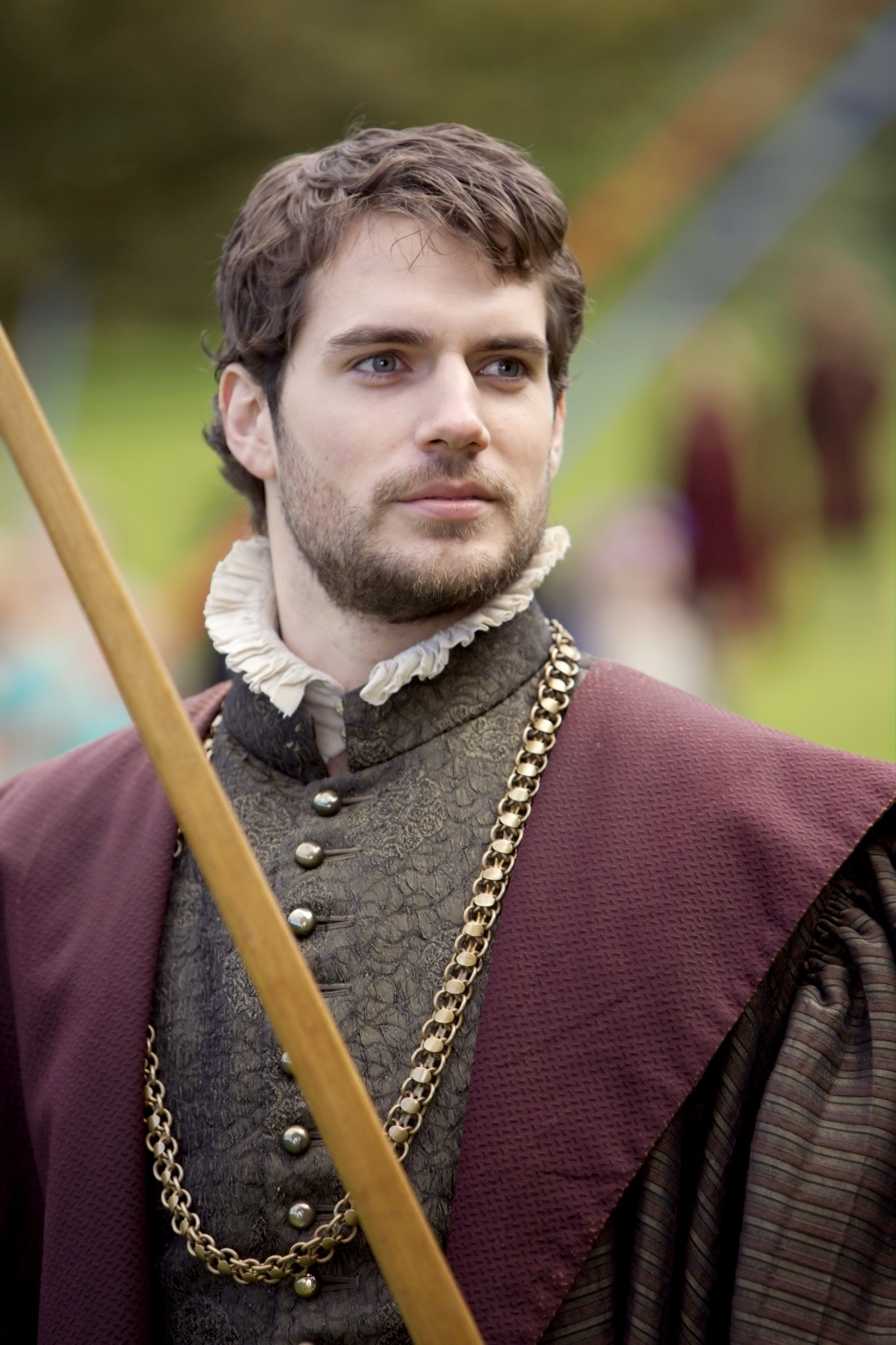 Henry cavill the tudors season 2