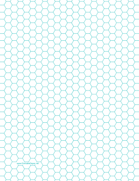 Papers You Can Download And Print For Free Hexagon Graph