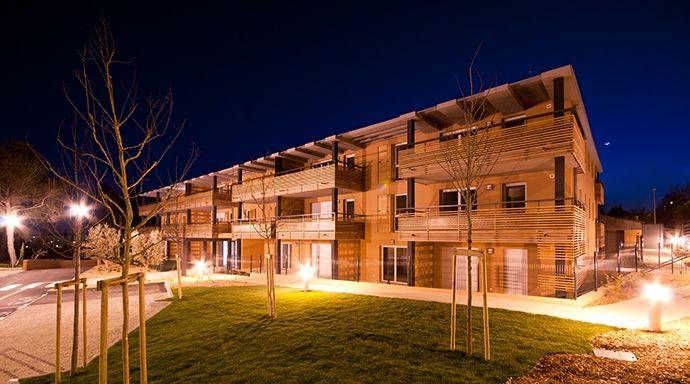 vert eden aix en provence architecte at2a soci t d 39 architectes bernard leonetti logement. Black Bedroom Furniture Sets. Home Design Ideas