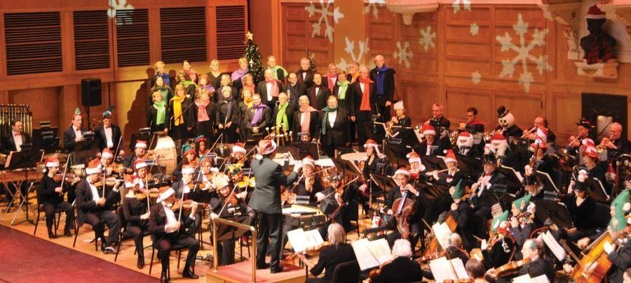 Portland Symphony Orchestra: Magic of Christmas « Merrill Auditorium ...