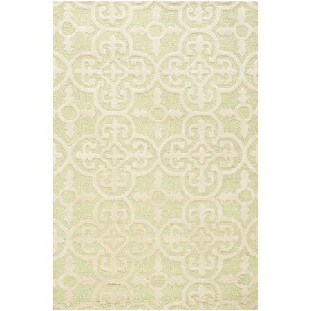 Safavieh Cambridge Leonard Hand-Tufted Wool Area Rug, Beige