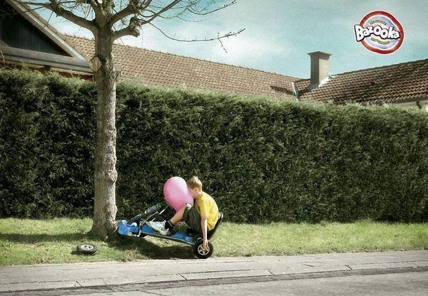 Креативная реклама, которая радует глаз - ЯПлакалъ ...