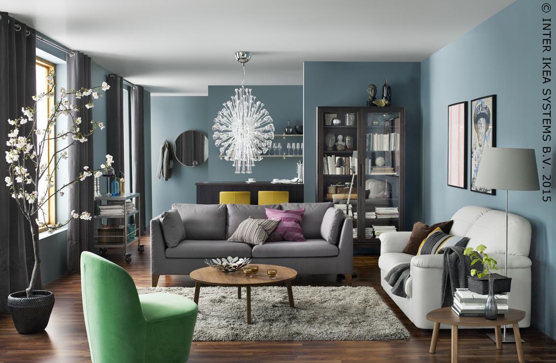 m lange de genre canap stockholm ikeabe s jour s jour pinterest mobilier de salon. Black Bedroom Furniture Sets. Home Design Ideas