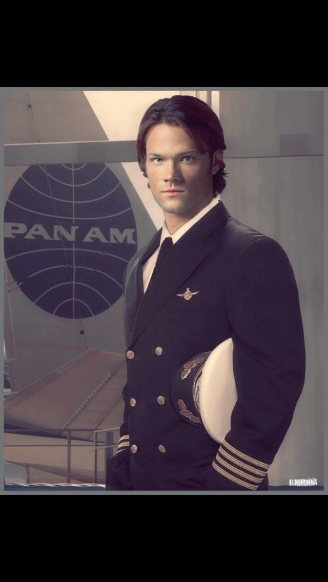 Sam in uniform. Fanart