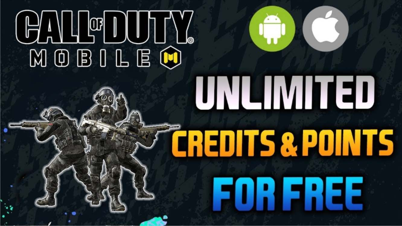 [Unlimited] Free Cod Points & Credits Cod Boz Mobile Mod