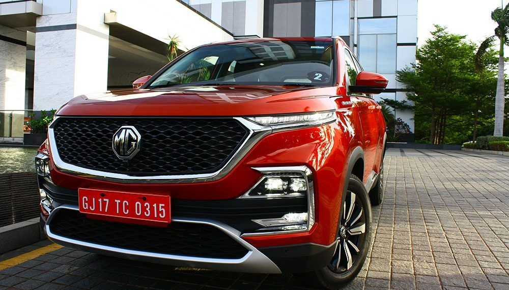 Mg Hector Retail Sales Cross 3 239 Units In November 2019 Hector