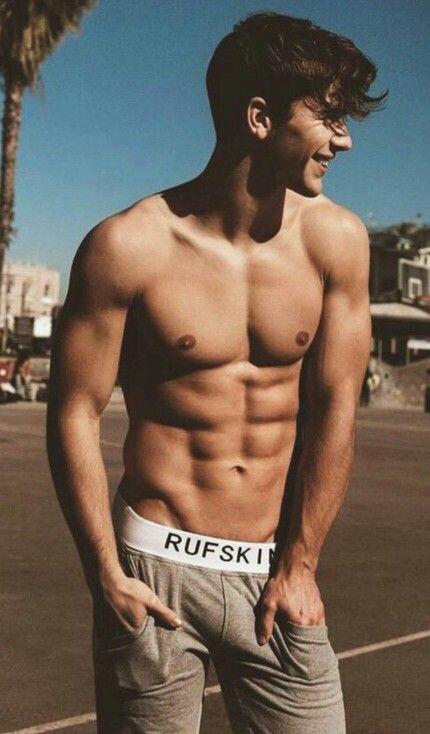 beautiful gay boys skirtless