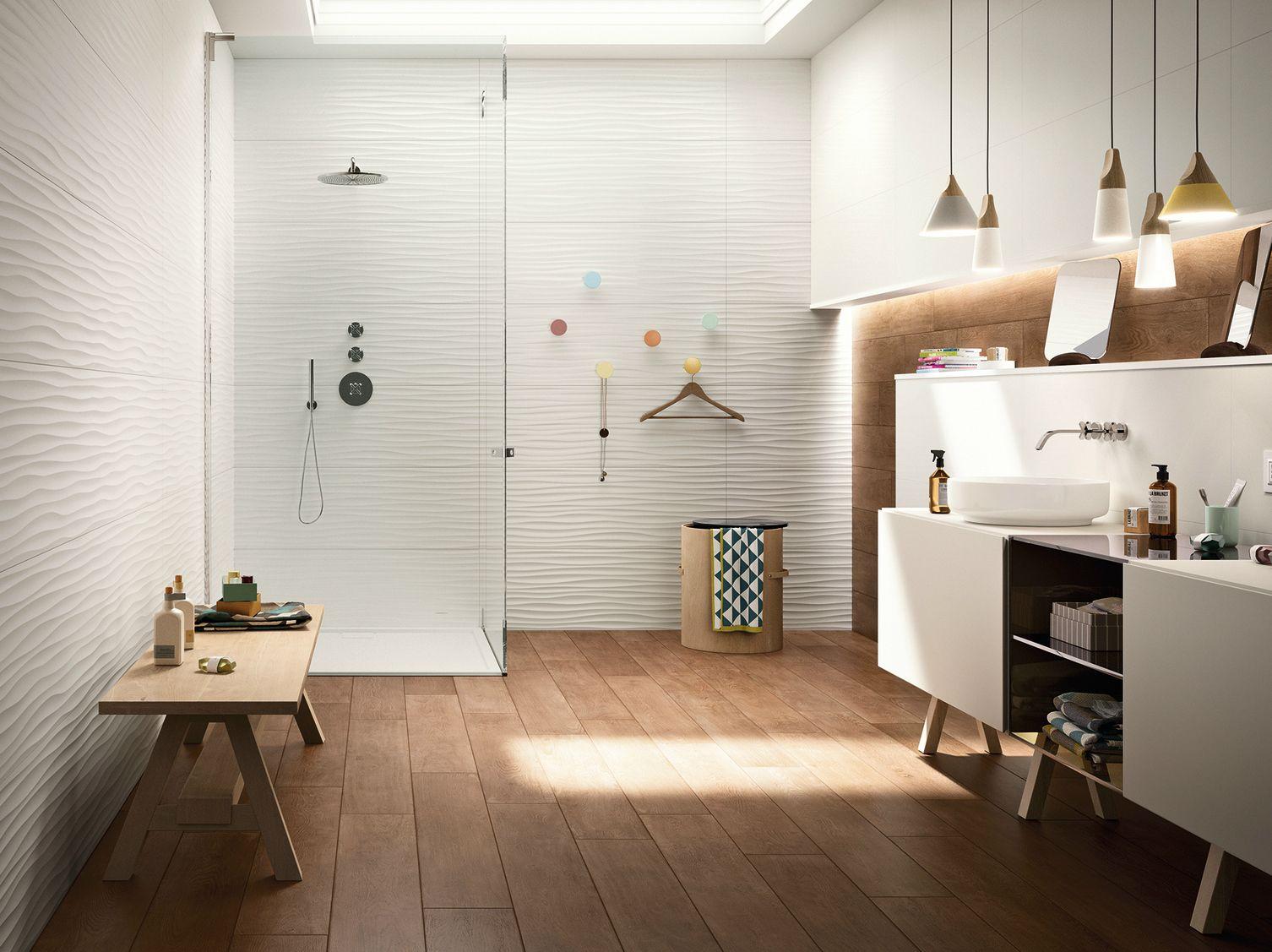 Marazzi Fliesen revêtement de sol mur en céramique pâte blanche essenziale by