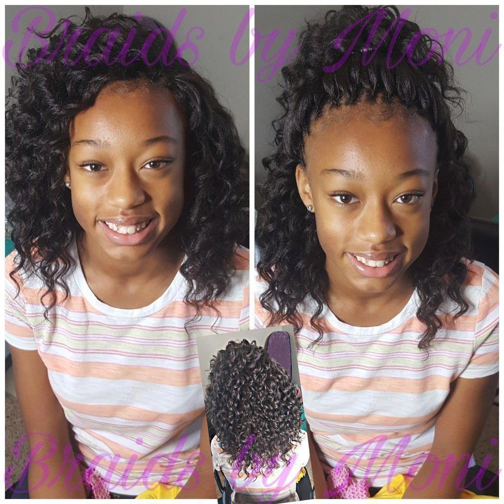 Natural Hairstyles After Washing Hair Naturalhairstyles Kids Hairstyles Crochet Braids For Kids Natural Hair Styles