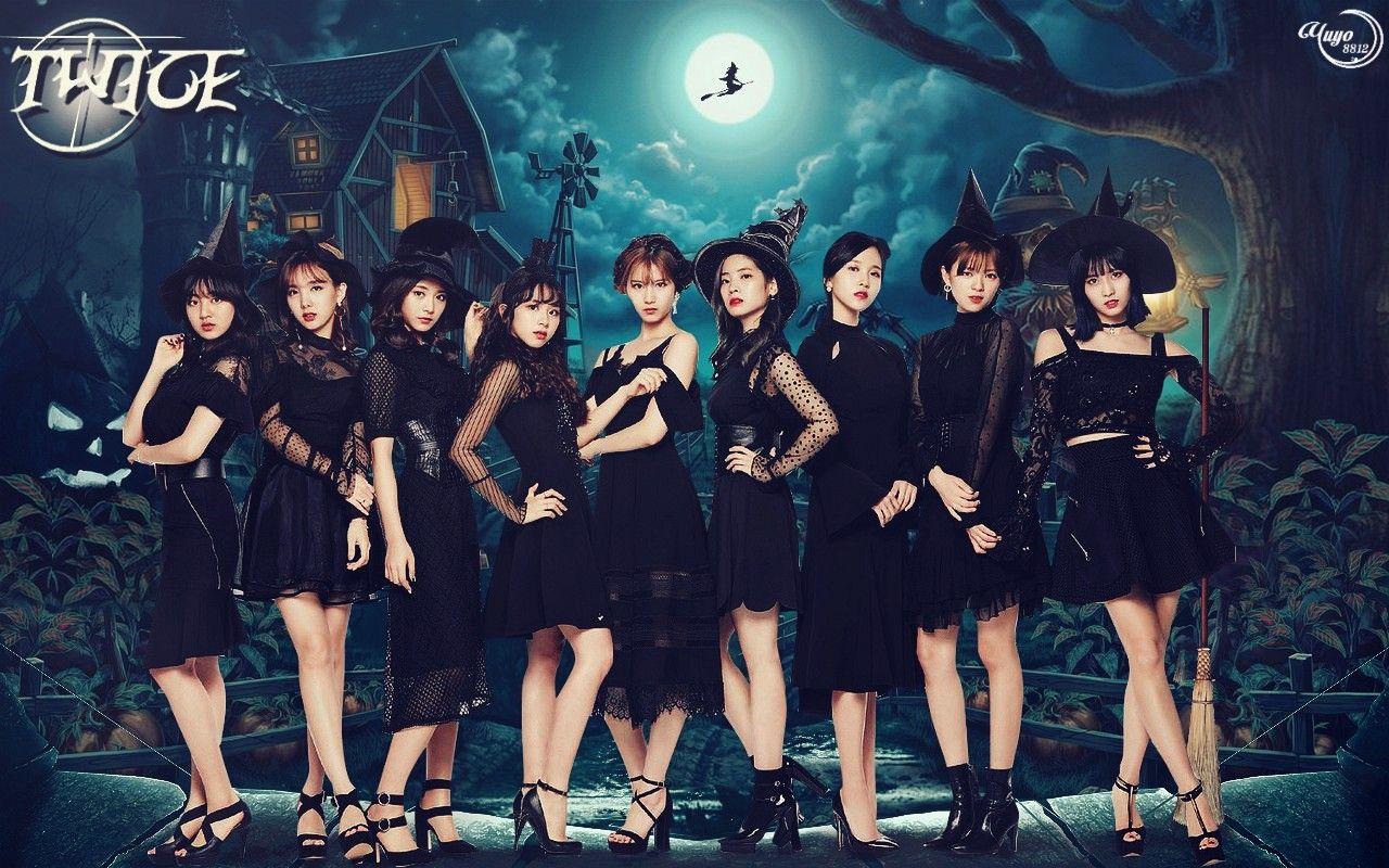 Twice Wallpaper Comeback Customization Girls Kpop Mina