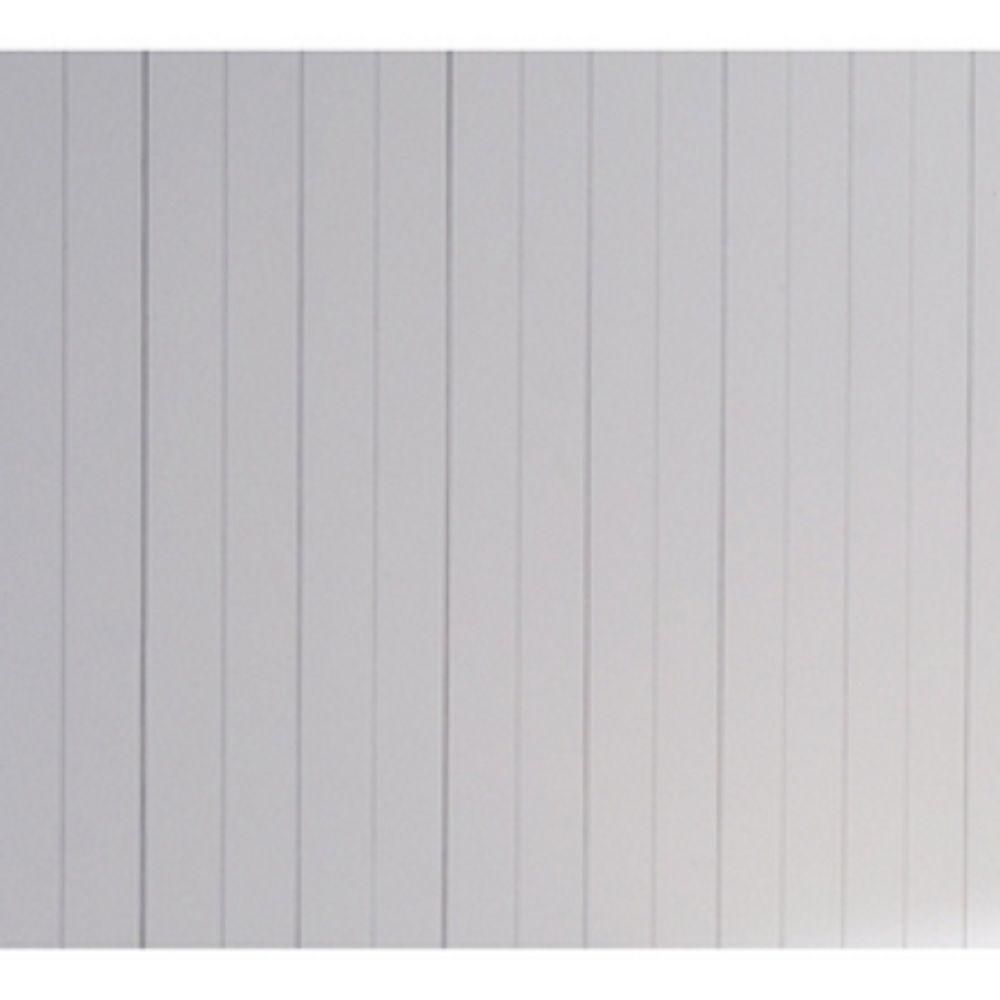 9 3 8 Sq Ft Cape Cod Mdf V Groove Wainscot Plank Paneling