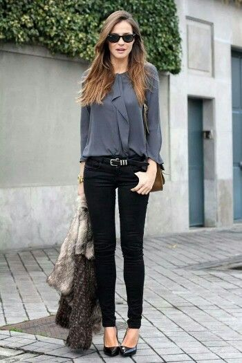 lovely great outfit for coming fall season