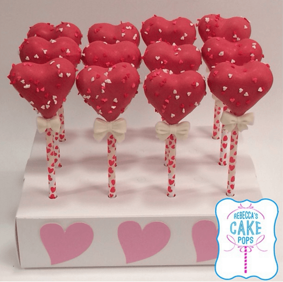 Valentine Cake Pops Cake Pops Balls All Occasions In 2018