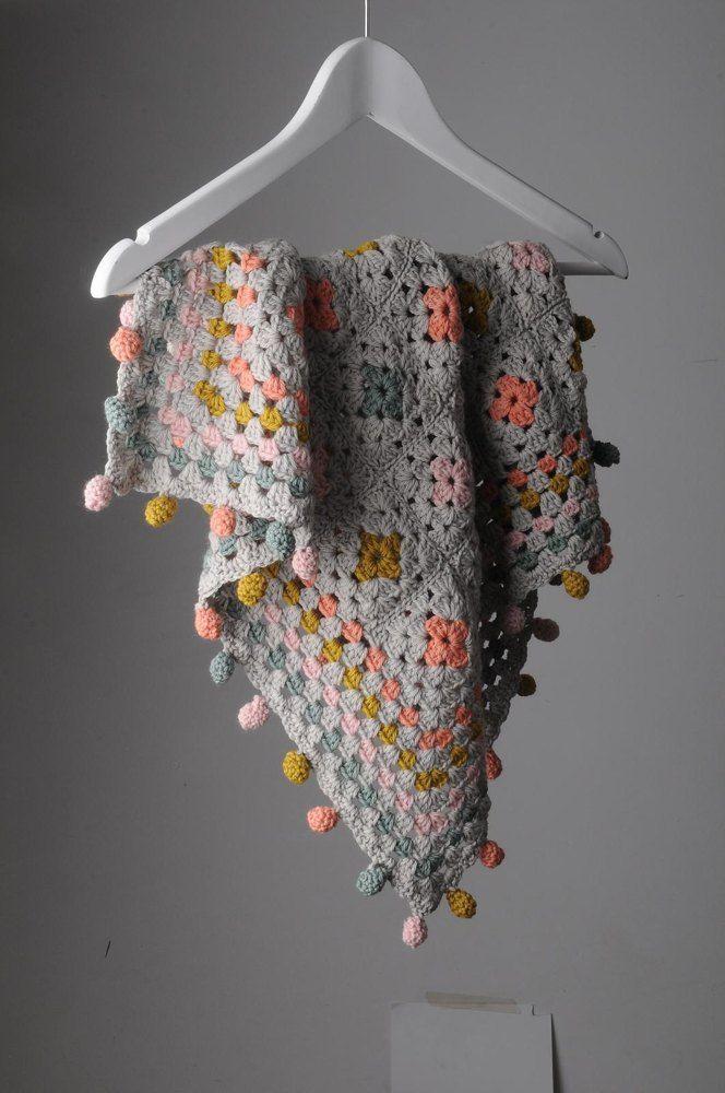 Sweet Dreams Baby Blanket Crochet pattern by Mrs M