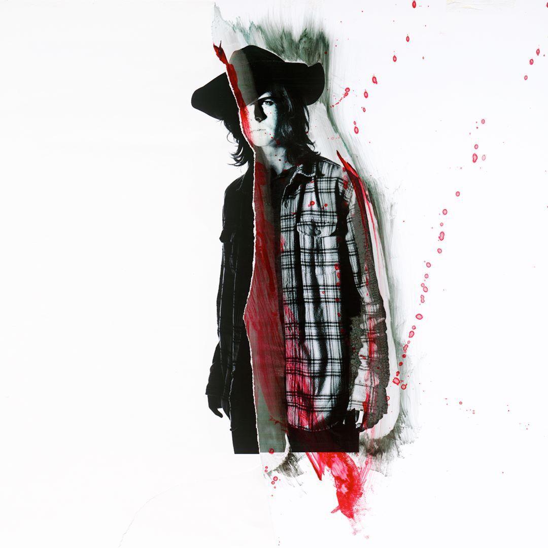 Carl in the season 7B promo<<< IF BÆ DIES ISH IS GONNA GO DOWN, SO AMC I SUGGEST U KEEP CARL ALIVS