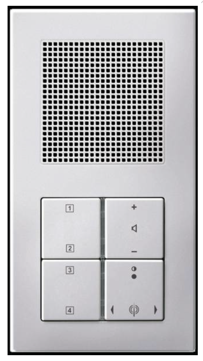 JUNG Smart radio, Technology for Hotel, Door communication ...