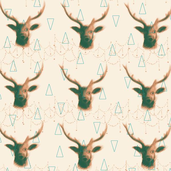 Cervo de @tatianagomes · Almofadas · R$55,00