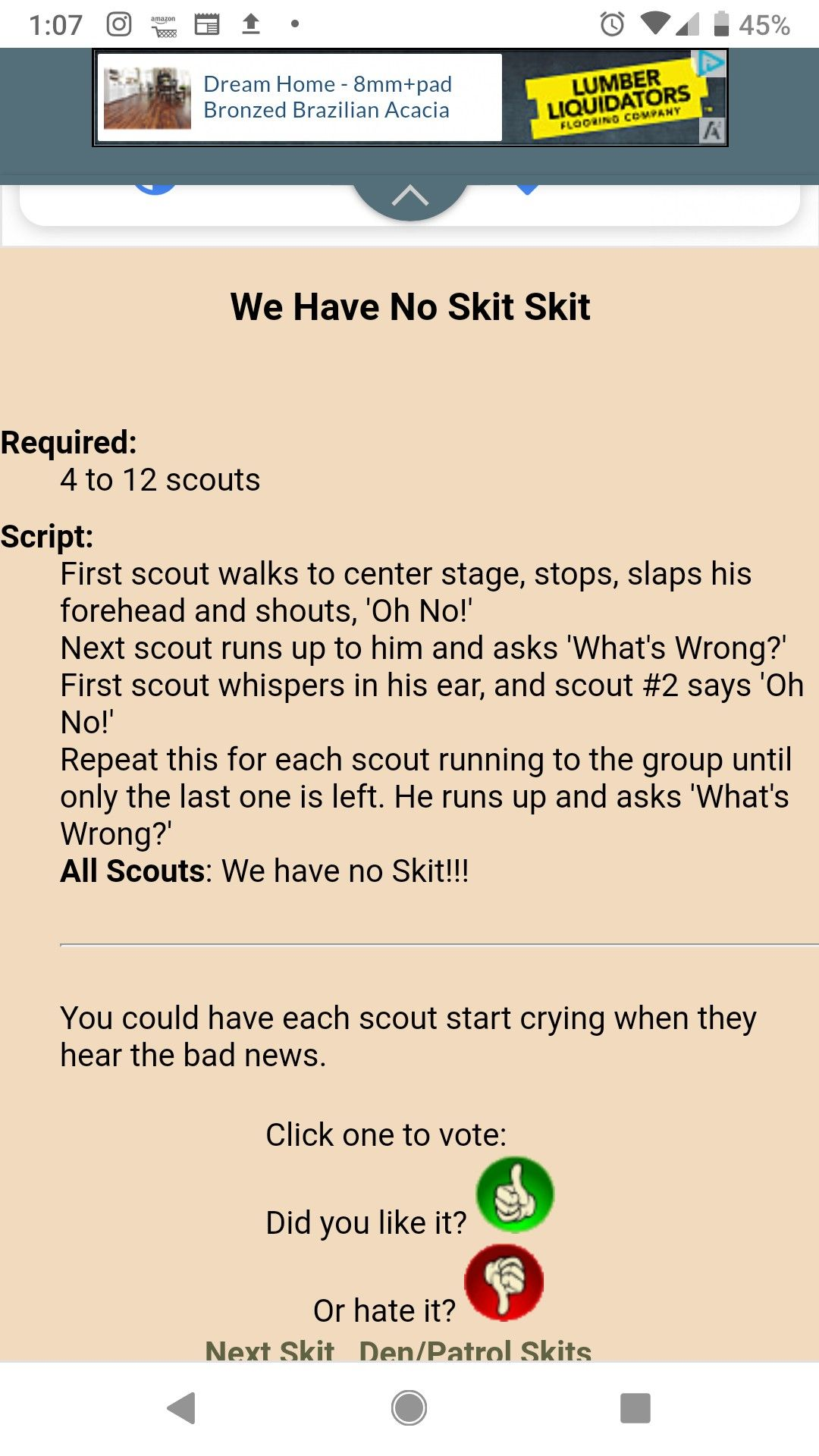 Pin by purple melody on Boyscouts (With images) Skits