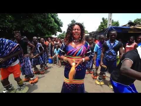 MAMIE DJOULé nsroman midjoué clip officiel - YouTube