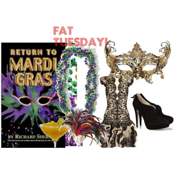 Let The Good Times Roll - Party outfit for Mardi Gras (What to wear - Mardi Gras)