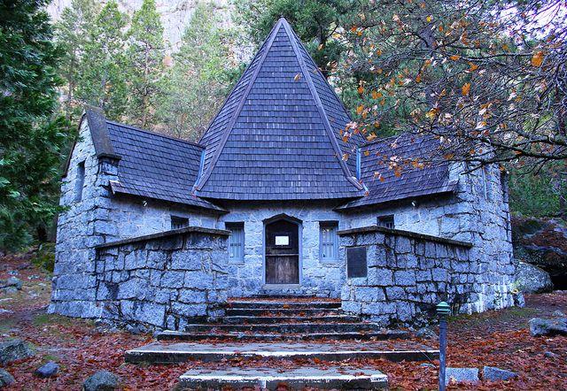 LeConte Lodge, 1903
