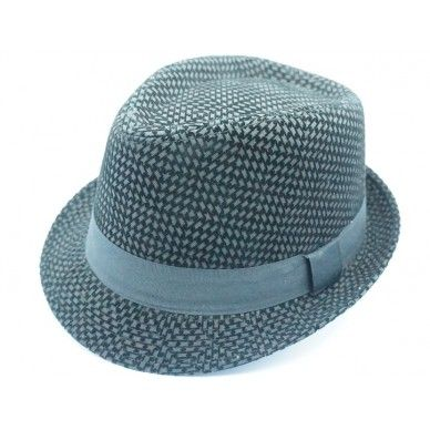 48110ab0b Men's Velvet Fashion Fedora Hat   Fedora Headwear   Fedora hat, Hats ...