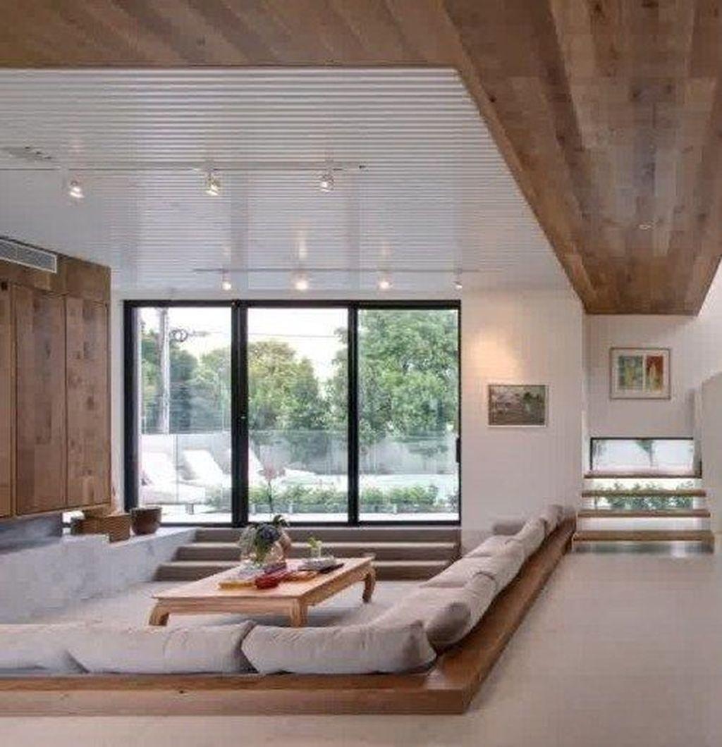 26 Amazing Sunken Living Room Designs Sunken Living Room Living Room Design Modern House Interior