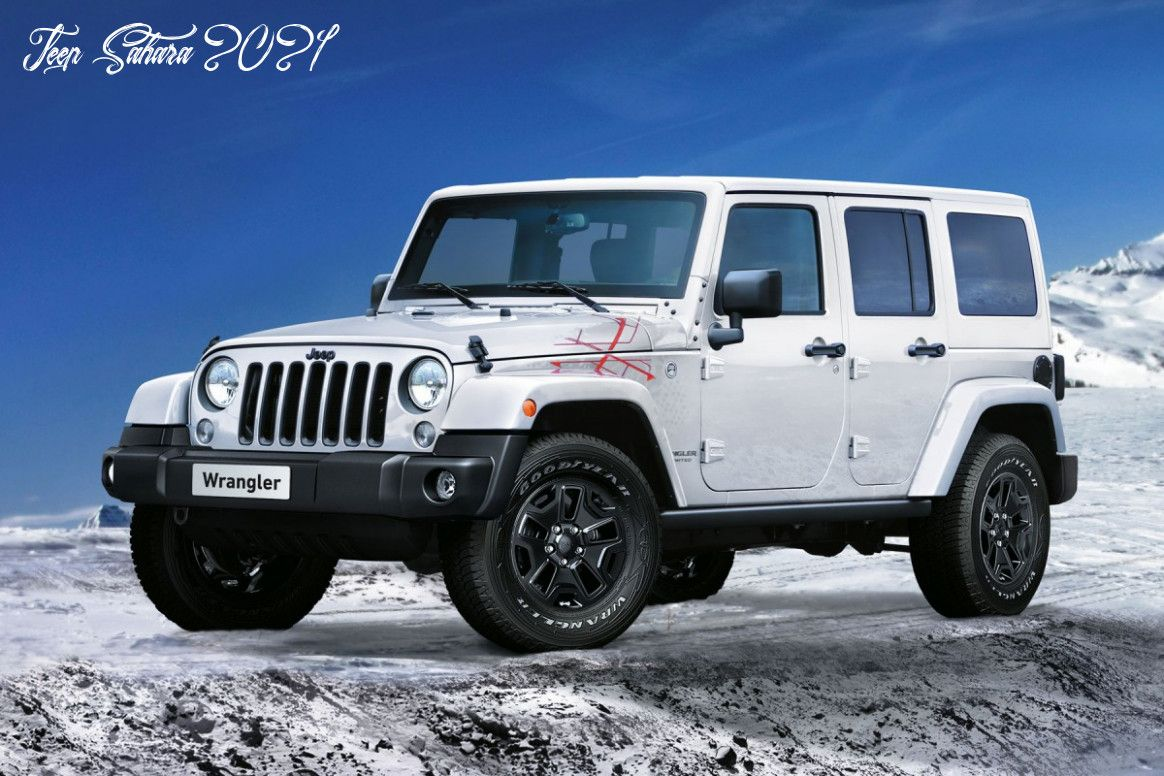 Jeep Sahara 2021 Price And Release Date in 2020 Jeep