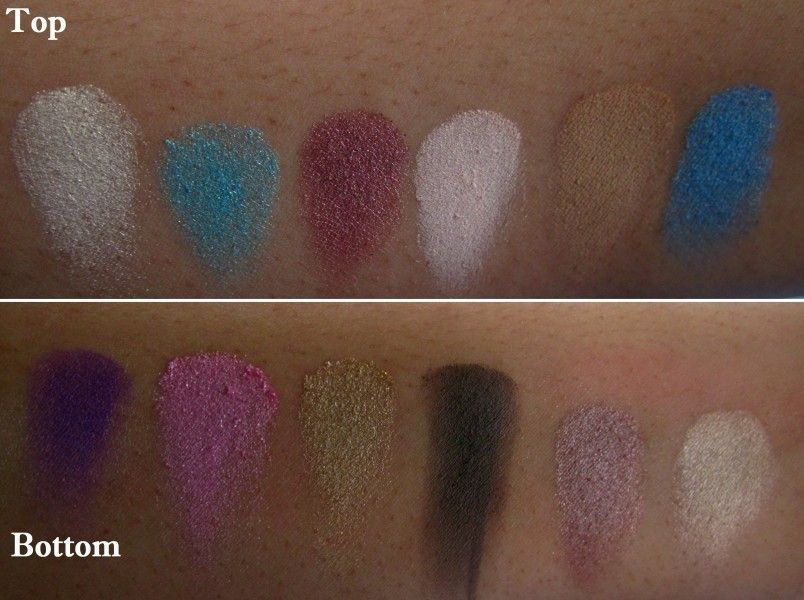 MUA Glamour Days Eyeshadow Palette (5)