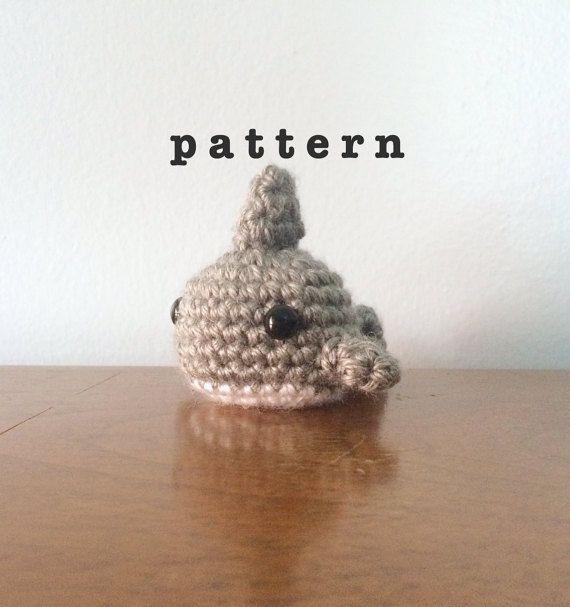 Crochet Amigurumi Shark Pattern Crochet Pinterest Amigurumi