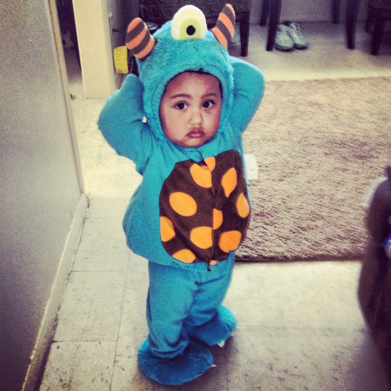 my halloween monster :)