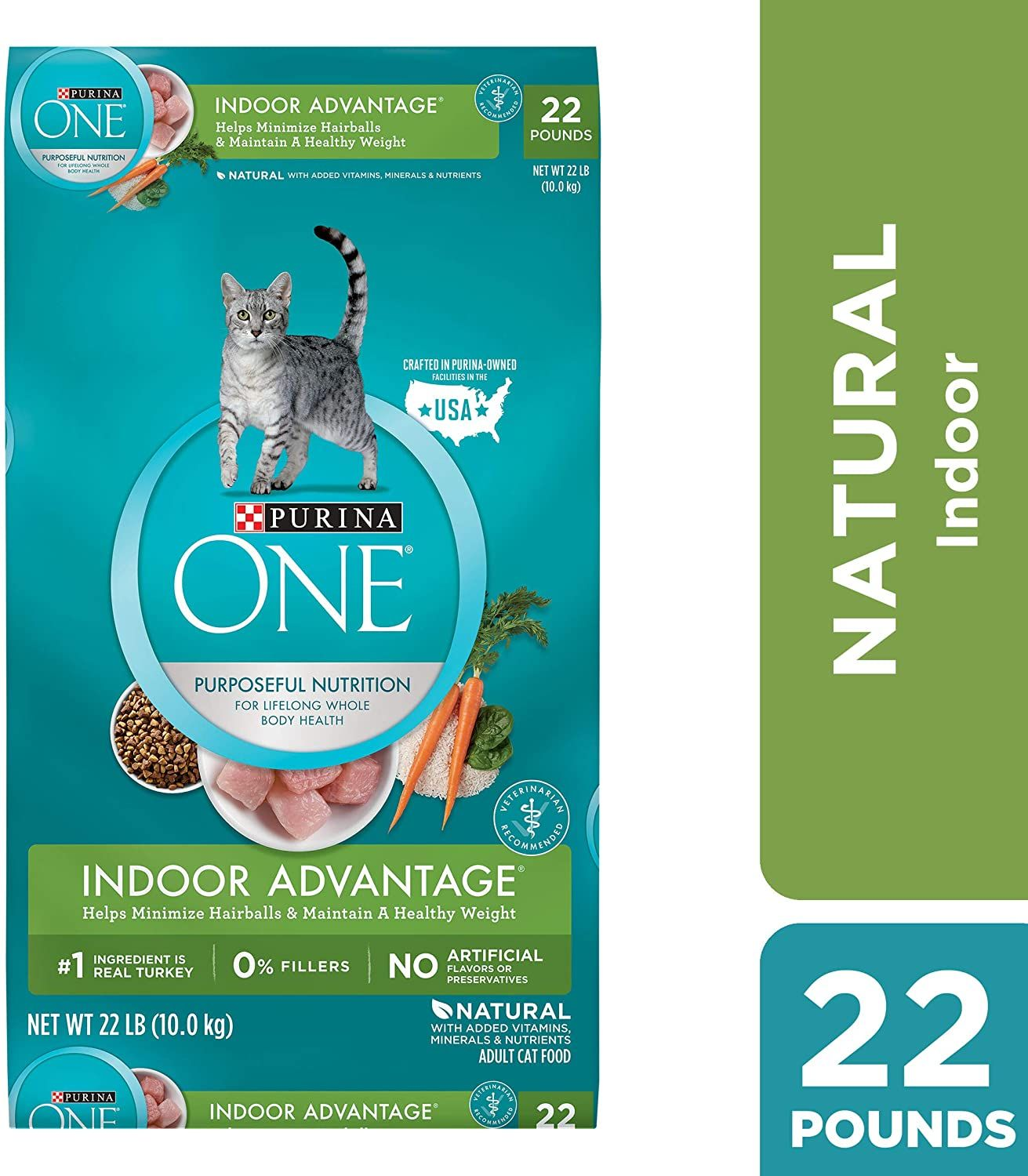 Best Dry Cat Food For Indoor Cats Welfar4us In 2020 Dry Cat Food Natural Cat Food Purina