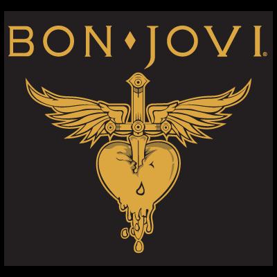 Bon Jovi Logo Vector In Eps Ai Cdr Free Download Rock Band Logos Jon Bon Jovi Bon Jovi