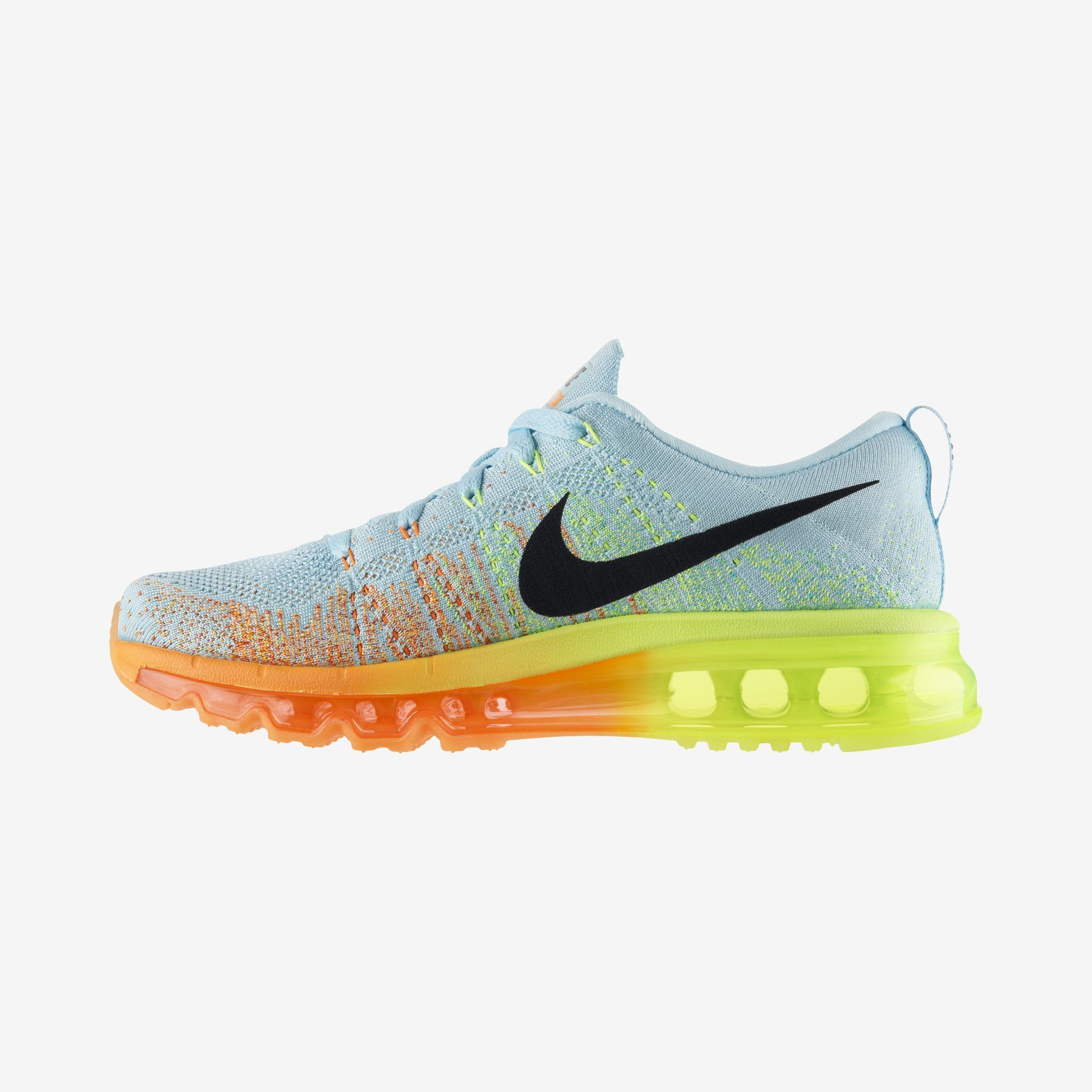 Nike Air Max Flyknit Mujeres Zapatillas i párr correr the products i Zapatillas ee2063