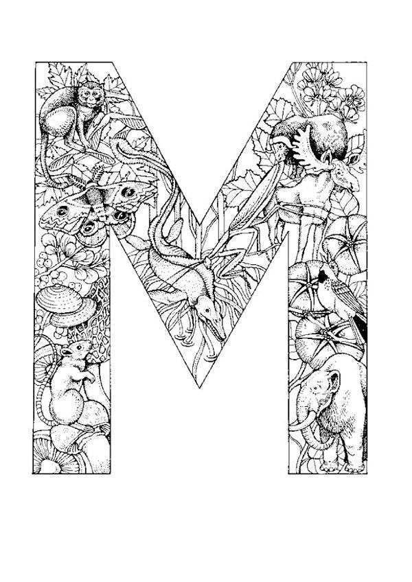 www kinder malvorlagen com buchstaben english  amorphi
