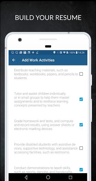 CareerBuilder Job Search & Resume Builder Apps on