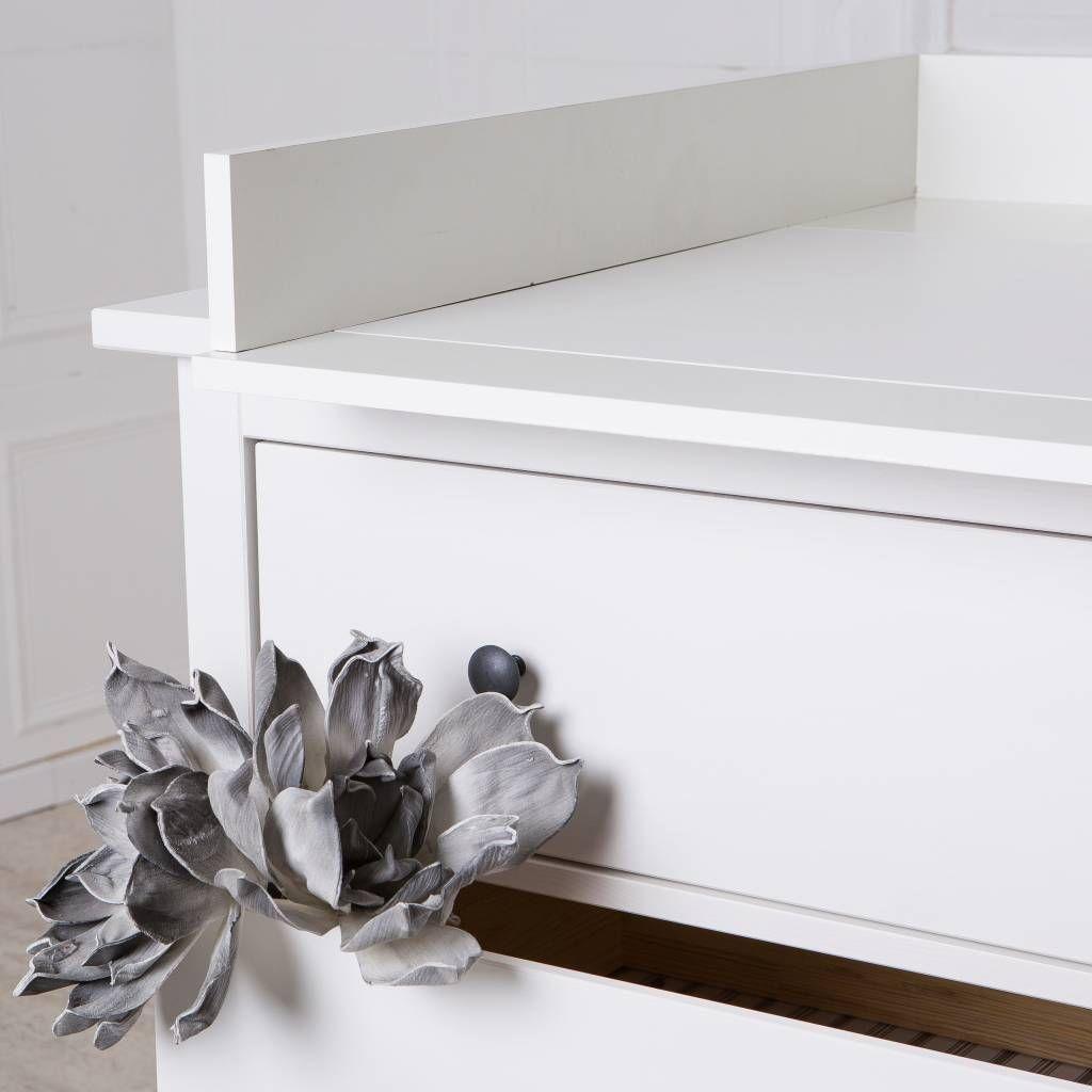 Wickelaufsatz Basic in weiß für IKEA Hemnes/Songesand ...