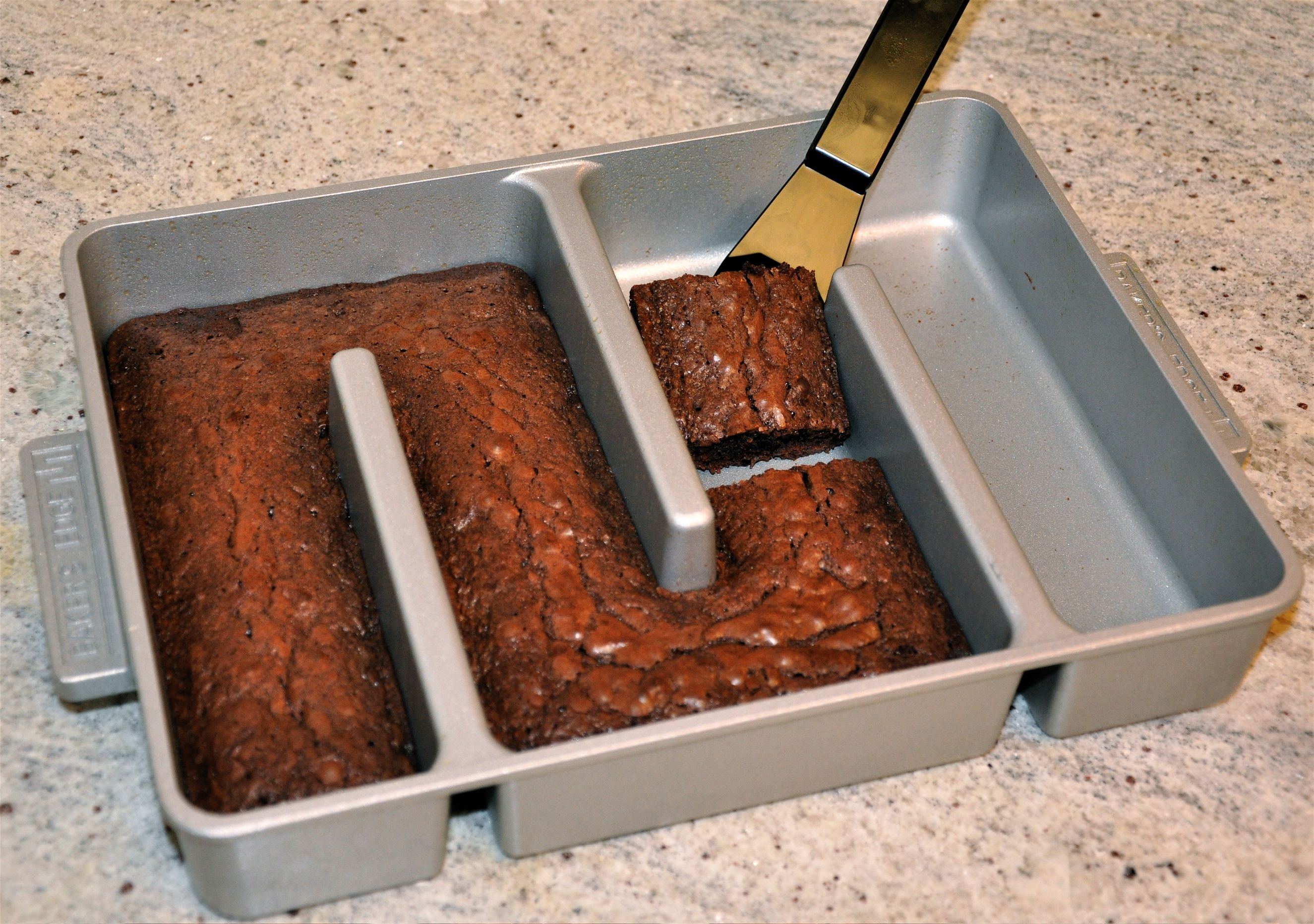 Featured Kitchen Gadget Edges Only Brownie Pan Recipe Via
