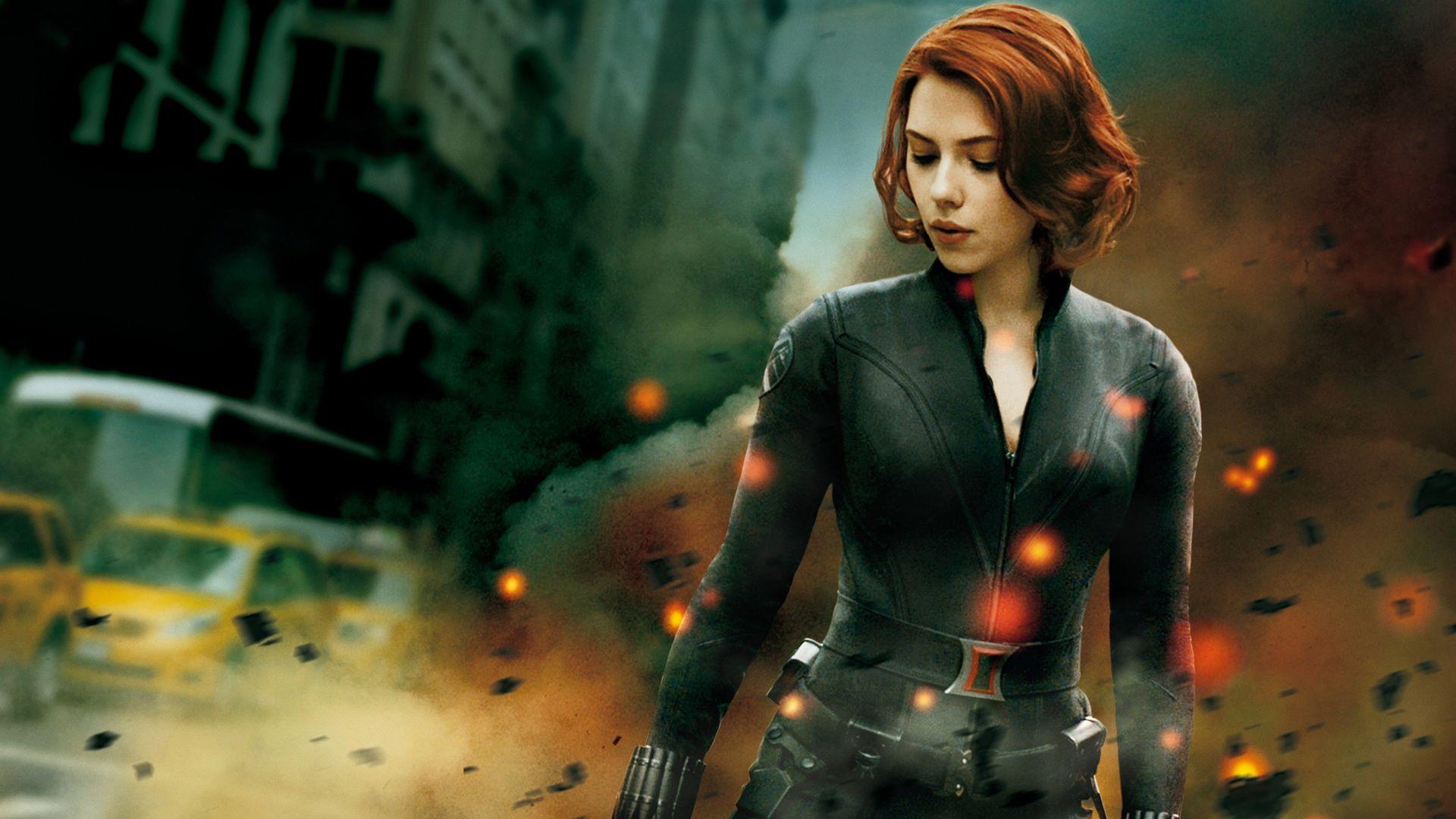 Epic Black Widow