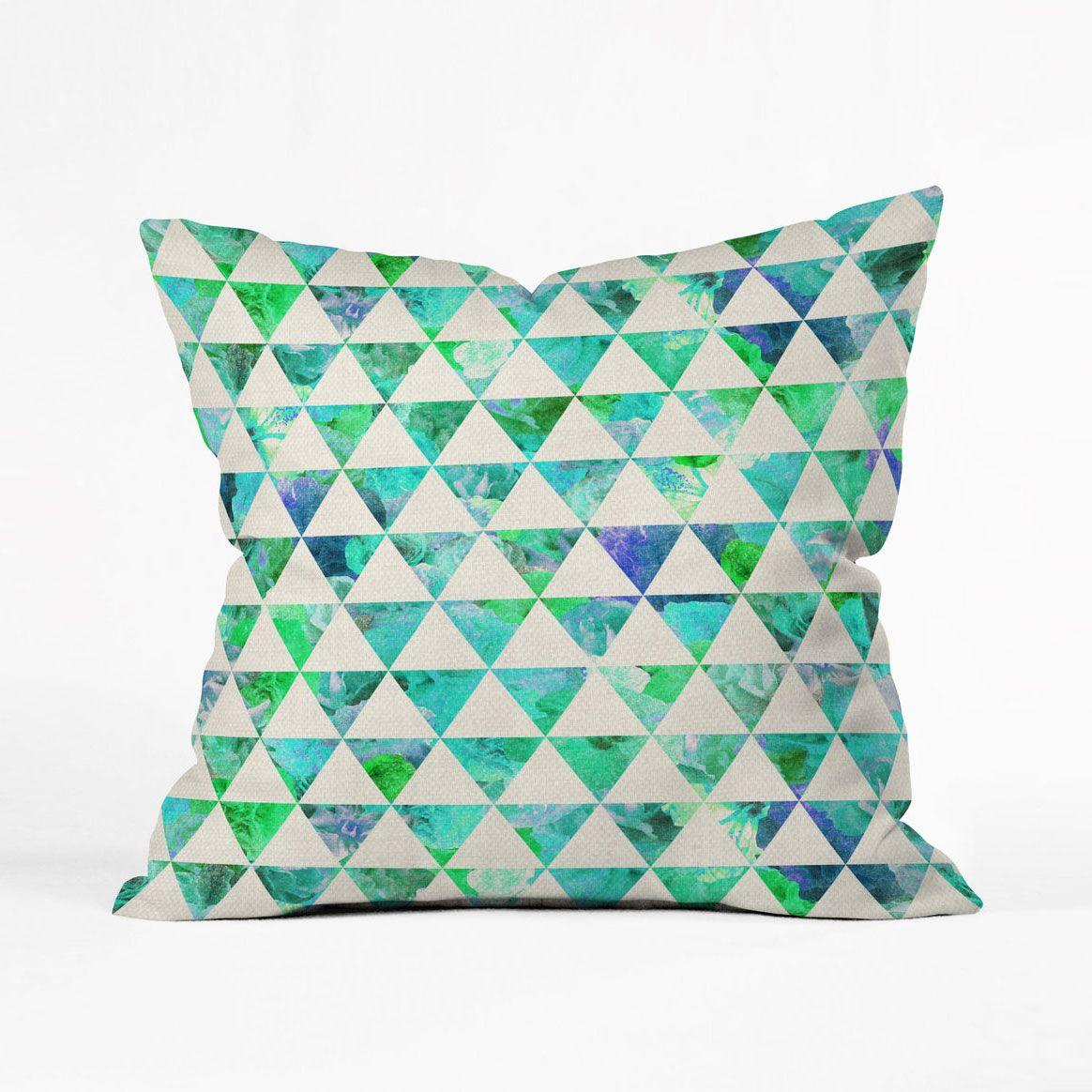 Diamond A Dozen Pillow Cover Throw Pillows Mint Throw Pillows Pillows